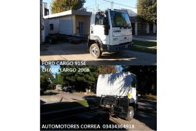 Ford cargo 915 2009